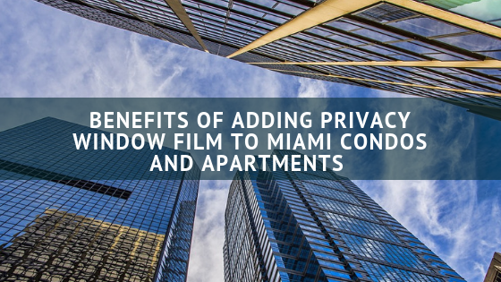 privacy window film miami